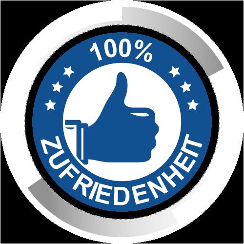 PDR-Team –100% Zufriedenheit